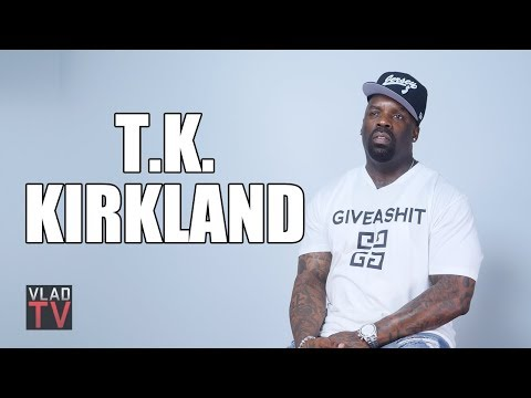 TK Kirkland: Disappointed Dick Gregory Didn't Get Buried for 1 Month (Part 1)
