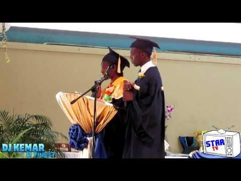 Marcus Garvey Technical High school Graduation 2017