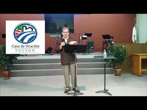 Tony Martin del Campo – En Casa de Oración Tucson – Tema: El Amor