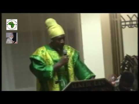 Baba Yosef Ben Jochannan Celebration of Life   Afrika UK