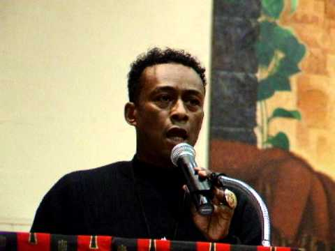 Professor Griff @ The Shrine of the Black Madonna Cultural Center