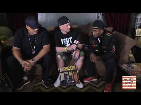 Professor Griff Interview by Jabril Hough