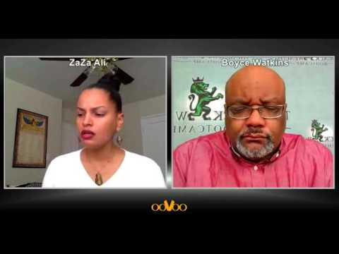 Zaza Ali on her disagreement with Professor Griff and Tariq Nasheed