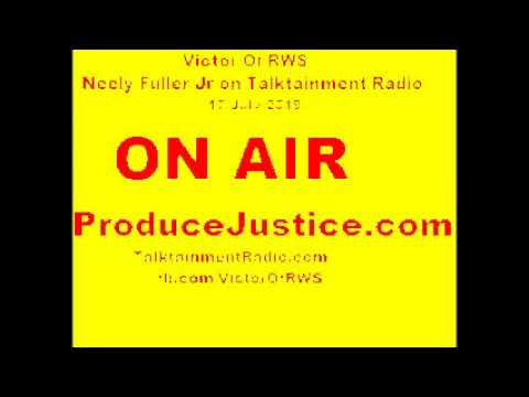[2hr]Neely Fuller Jr- How Can You Be Human And Be a Member Of A Race? 17 July 2019