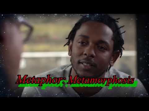 Kendrick Lamar and Kaba Hiawatha Kamene: Metaphorical language is part of our culture