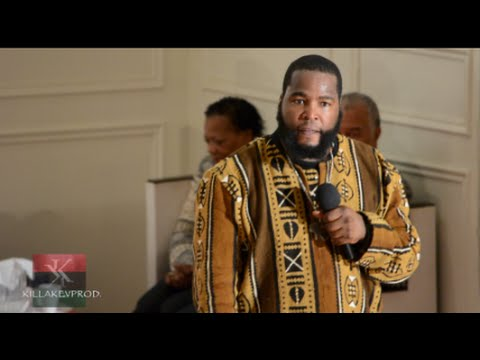 Dr. Umar Johnson – Last Lecture of 2015 – Detroit, MI