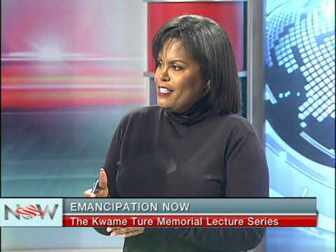 NOW – The Kwame Ture Memorial Lecture Series