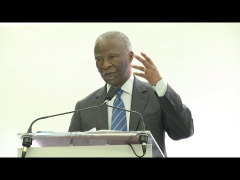 CODESRIA General Assembly Cheikh Anta Diop Lecture – HE Thabo Mbeki