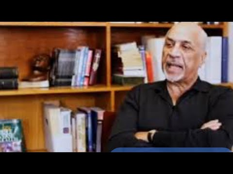 Dr Claud Anderson speaks on Donald Trump and crabs in a barrel
