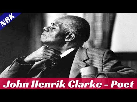 John Henrik Clarke – Poet