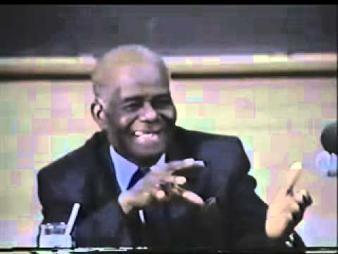 Dr John H  Clark His Friend Malcolm X