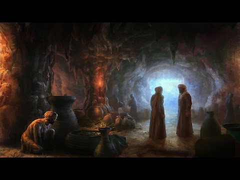 Ancient Arabian Music – Ali Baba and the Forty Thieves