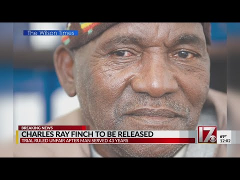 Charles Ray Finch to be released