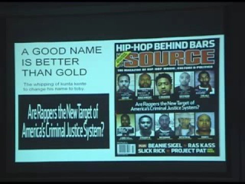 Excerpts from the Professor Griff Lecture Series