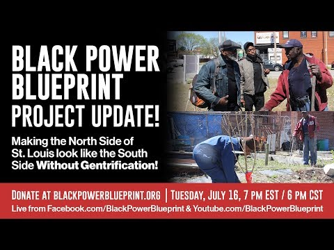 Black Power Blueprint Live Project Update