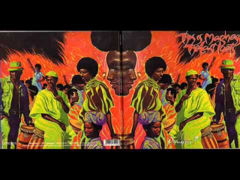 The Last Poets — This Is Madness Chant