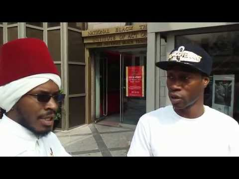 Brother Polight and Lord Murk-El speak Citizenship And Unity
