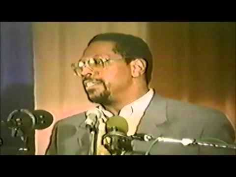 """Dr Amos Wilson:Breaking down Black on black violence to a """"T"""""""