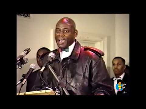 Dr. Khalid Muhammad – On The Murder of Malcom X (1995)