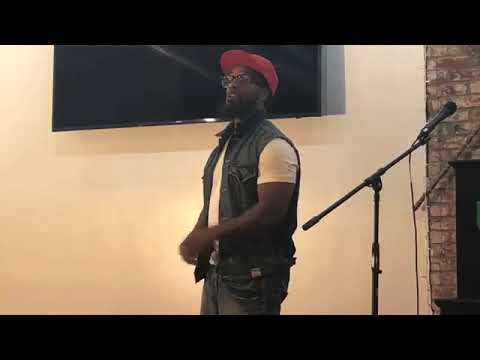 Black Power Poetry and Open Mic: June 29, 2019 Highlights