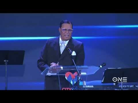 Min. Louis Farrakhan's Eulogy Of Comedian And Activist Dick Gregory