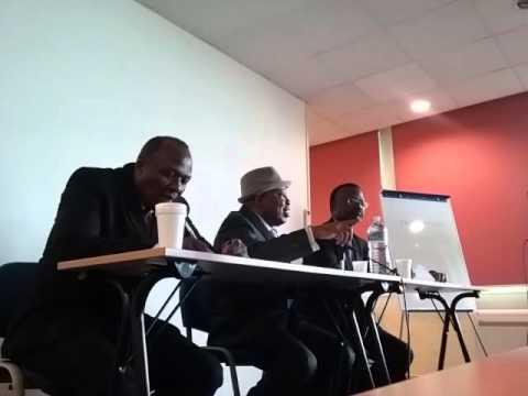 Commémoration du 30e anniversaire de Cheik Anta Diop – 4éme partie