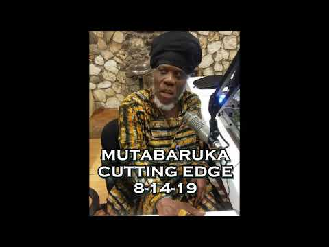 Mutabaruka Cutting Edge 8-14-19