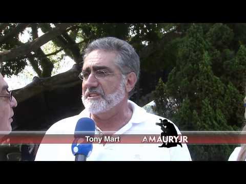 Entrevista – Tony Martin e Dinovola Keelakian Martin
