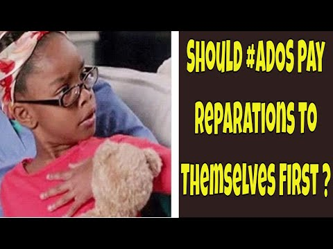 Dr. Leonard Jefferies: #ADOS Need To Pay Reparations To Themselves First