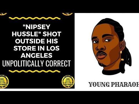 Young Pharaoh on Brother Polight Nipsey Hustle & Dr.Sebi