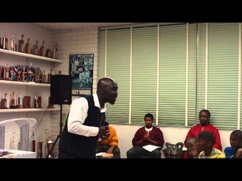 Africa: The Birthplace of Civilization and Monotheism – Dr. Kaba Kamene & Dr. A.J. Varmah pt. 6