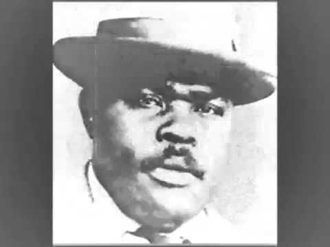 Marcus Garvey speech