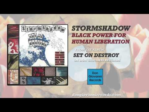 Stormshadow – Black Power For Human Liberation (Official Audio)