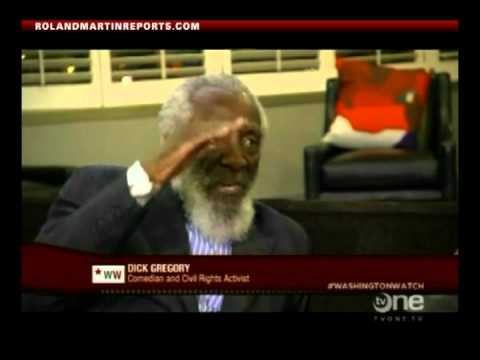 Dick Gregory And Paul Mooney On The Notion Of A Post Racial America, Comedy, President Obama