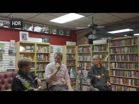 Jacqueline Winspear in conversation with Charles Finch