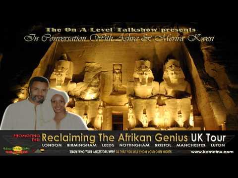 Reclaiming The Afrikan Genius: A Conversation With Ashra and Merira Kwesi