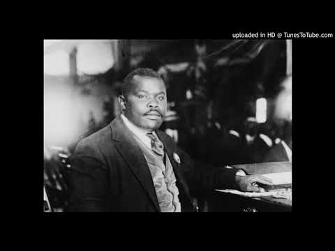 Marcus Garvey Greatest Speech (1929) The United States Of Africa