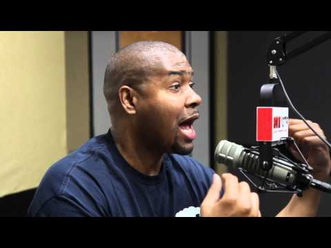 Tariq Nasheed Talks Creating Hidden Colors, Group Economics, Prison System, And More Part 1