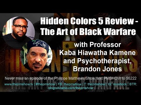 Hidden Colors 5 Review – The Art of Black Warfare