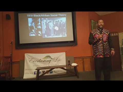 Social Theories:  Chinese vs. Black People (Mind Your Black Business 3 Snippet)