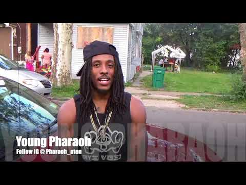 Young Pharaoh Interview talks about Hate in buffalo , Black unity and More