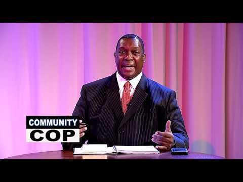 COMMUNITY COP 9 -24 -2019- with Dr. Leonard Jeffries Pt 2