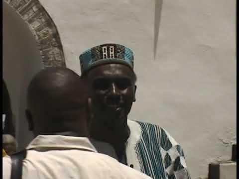 Dr. Leonard Jeffries Jr. Elmina Dungeon, Ghana