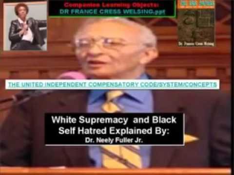 Neely Fuller Jr Explains Black on Black Hate