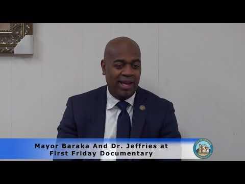 Gentrification- Mayor Baraka talks with Leonard Jeffries