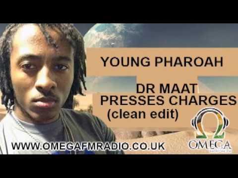 Omega London TV Present Young Pharoah, Dr Maat presses charges (CLEAN EDIT)