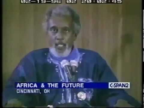Molefi Asante vs. Kwame Ture  – Africa and the Future.