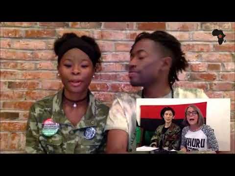 Struggle of African Youth & the Black Power Blueprint