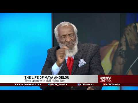 Dick Gregory reflects on Maya Angelou's Life