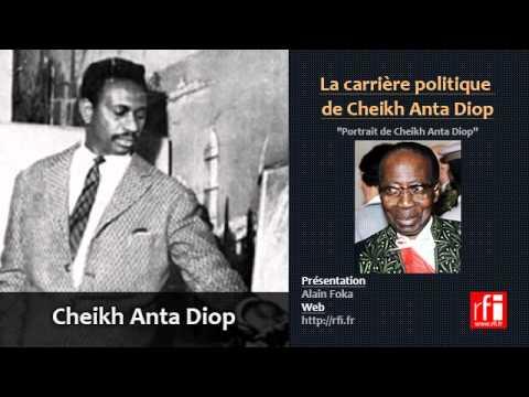 La carrière politique de Cheikh Anta Diop